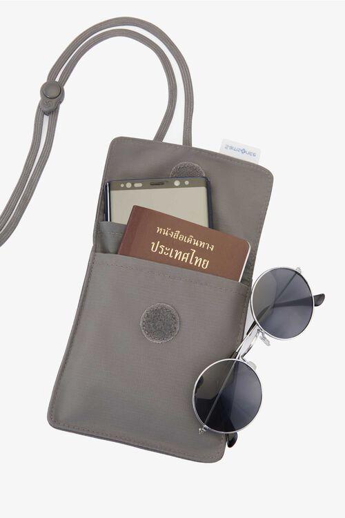 GLOBAL TA RFID 旅行掛頸小包  hi-res | Samsonite