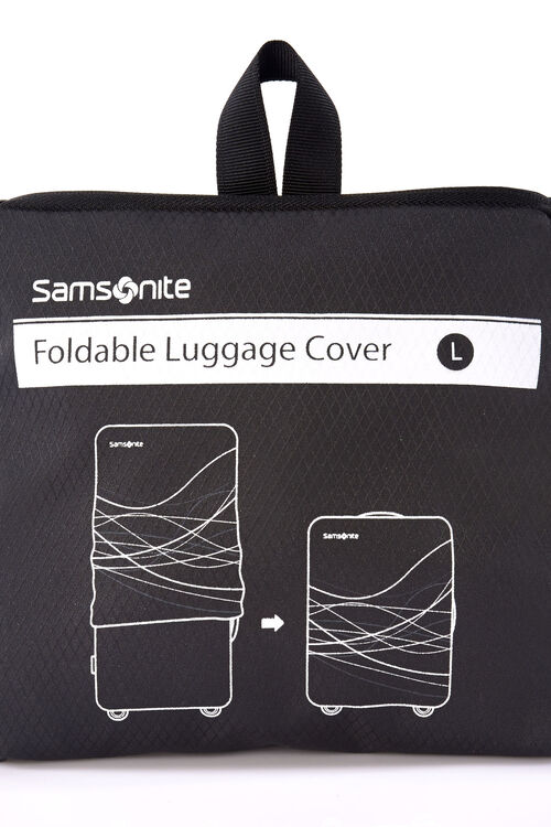 可折疊收納式行李箱保護套R L  hi-res | Samsonite